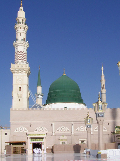 Masjid-e-Nabwi was first ever university of the world