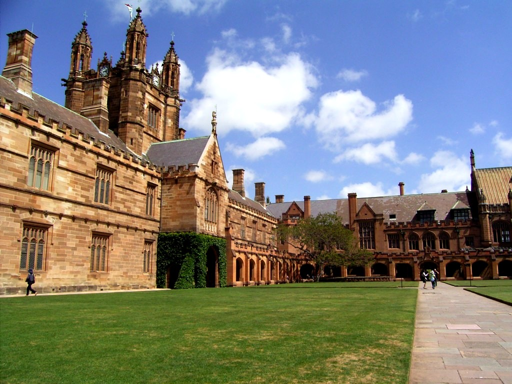 Australia Academic institutions in Australia TOP ranked universities in Australia