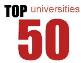 top 50 colleges & universities of the world